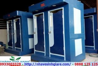 www.123nhanh.com: Công ty Nhà Vệ Sinh Di Động Composite Giá Rẻ TPX !!!!!