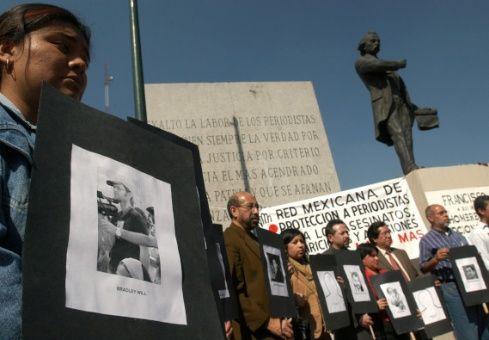 Alertan sobre periodistas asesinados en México y Afganistán