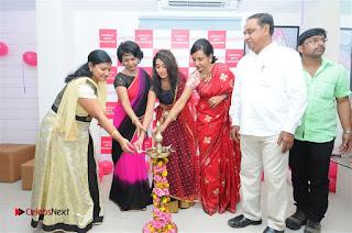 Telugu Actress Bhanu Sri Stills in Lehenga Choli at Anoo's Salon Launch at Ongole  0001.jpg
