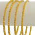 New Gold Bangles Designs ! By Fashion is Life