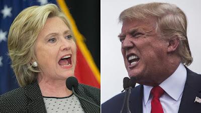Hilary Trump Debate USA VPN
