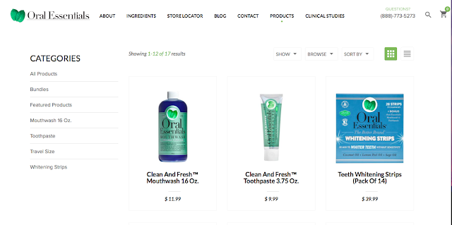 Oral Essentials, fluoride-free oral care, oral essentials discount code, dead sea salt
