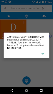 100MB On MTN Network prexblog.com