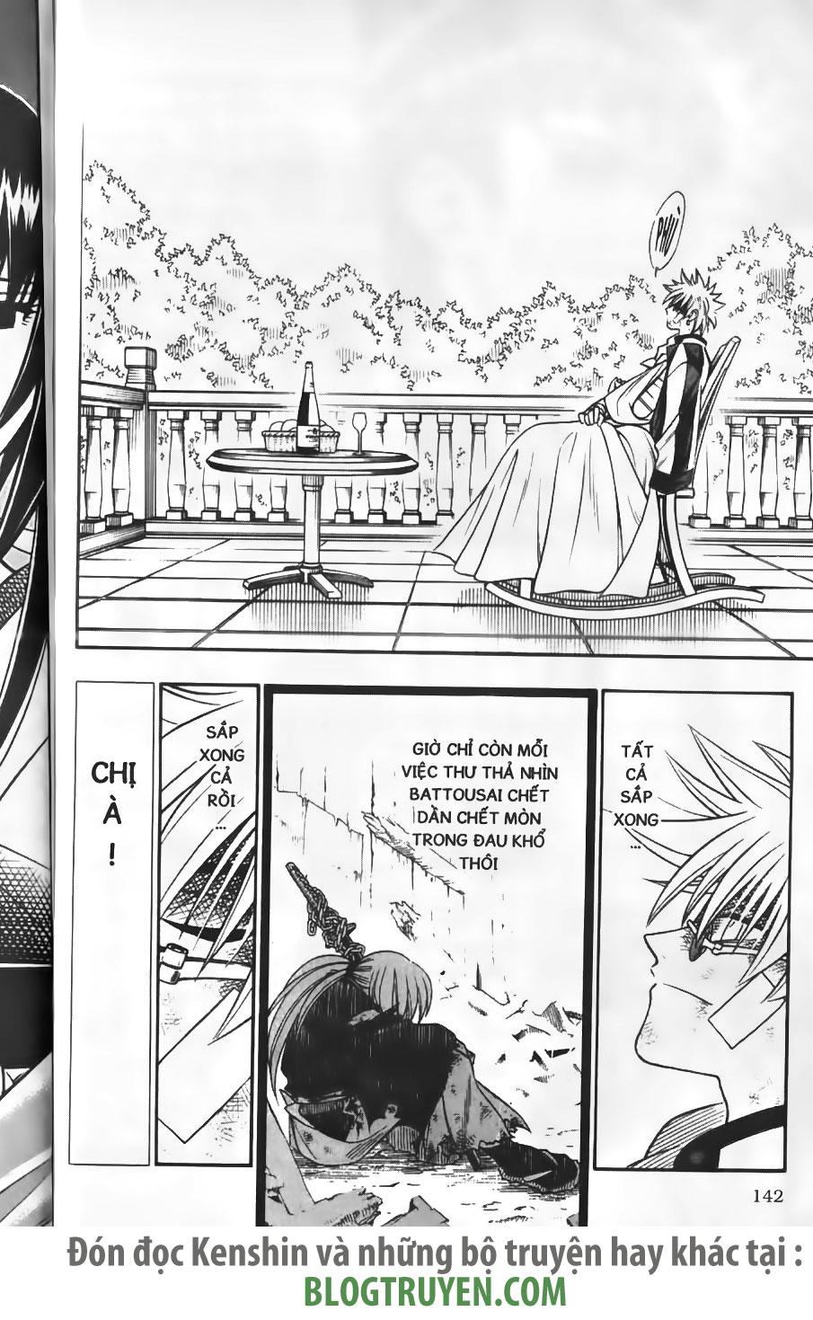 Rurouni Kenshin chap 214 trang 12