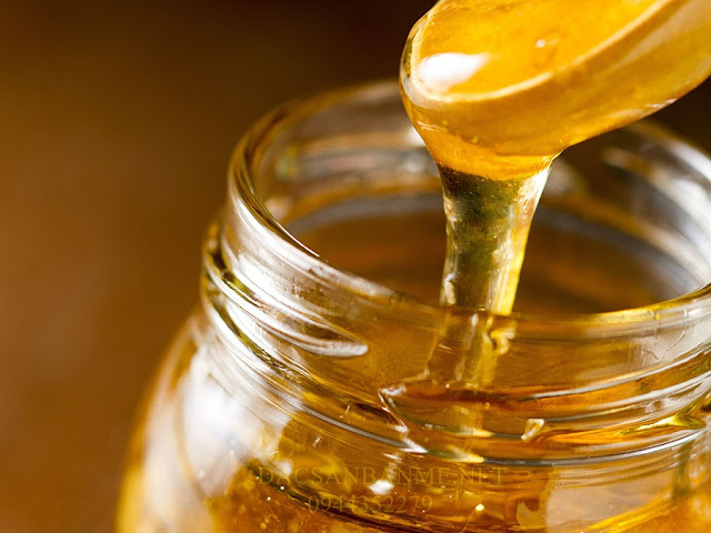 mật ong kị những thứ gì