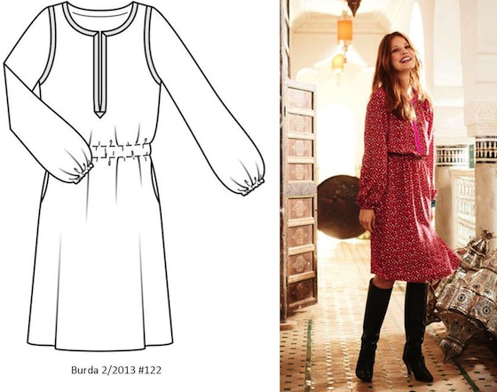 Burda-2-2013-#133-city-dress