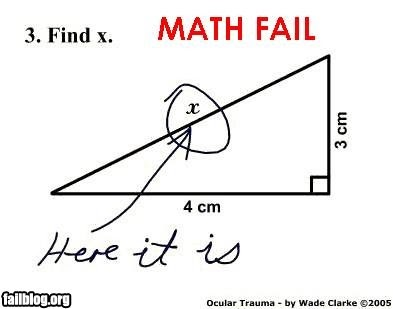 Eri-thon: From 0 to 26.2 in 30: Math Fail