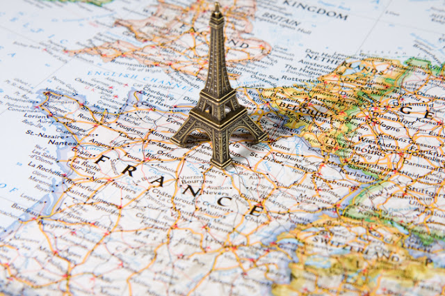 Intercâmbio França