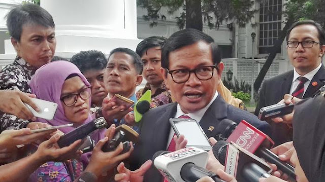 """SBY Nyinyir, Pramono: Bagi Jokowi Itu Obat Kuat, Enggak Ada """"Sakitnya Tuh di Sini"""""""
