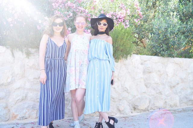 summer best friend croatia trip vacation holiday Croatia summer fashion girls HVAR Milna