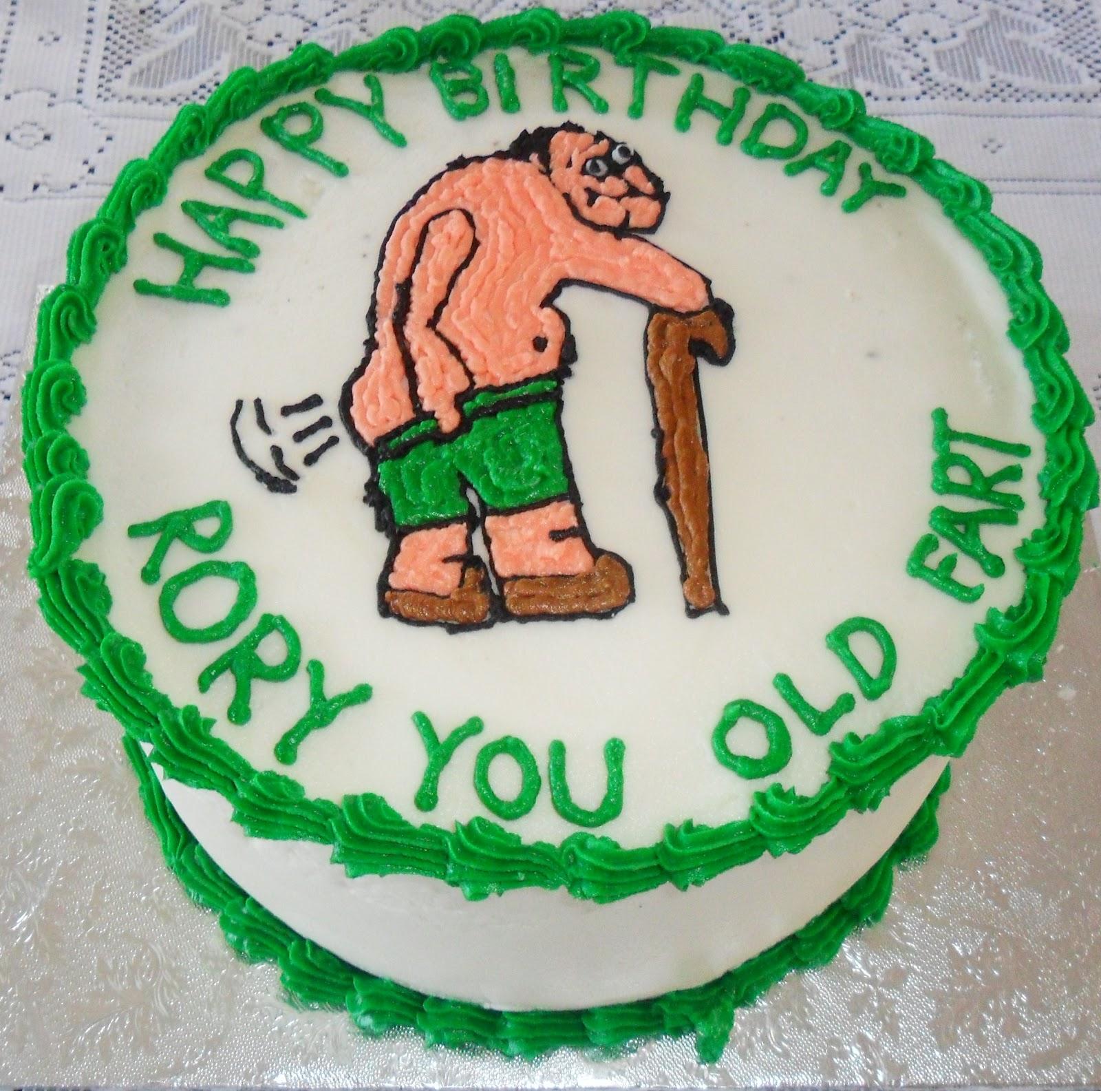 Fart cake