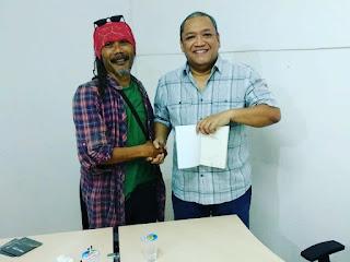 Sentot Dan Mr Yo'i Bakal Ramaikan Duta Gowes HBK Keliling Lombok
