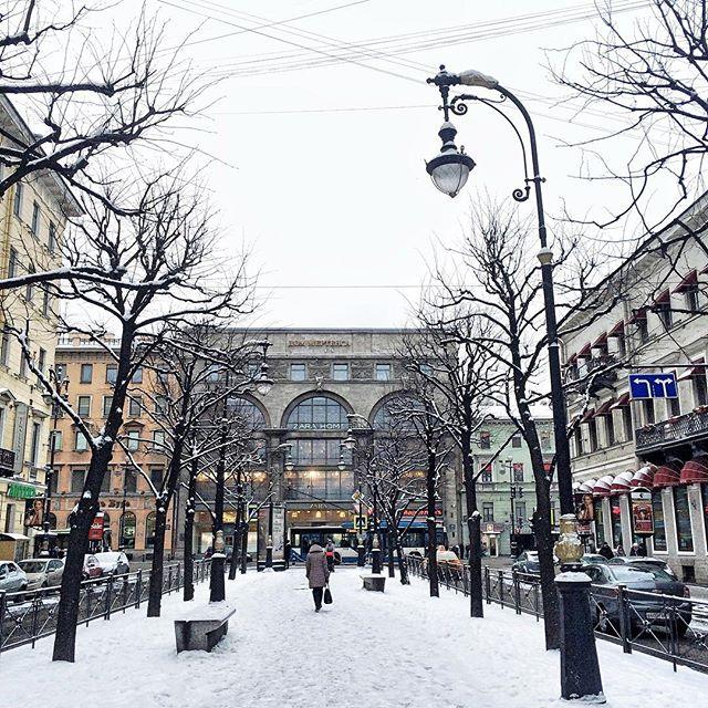 St.Petersburg   Travel Blogger   Alina Ermilova