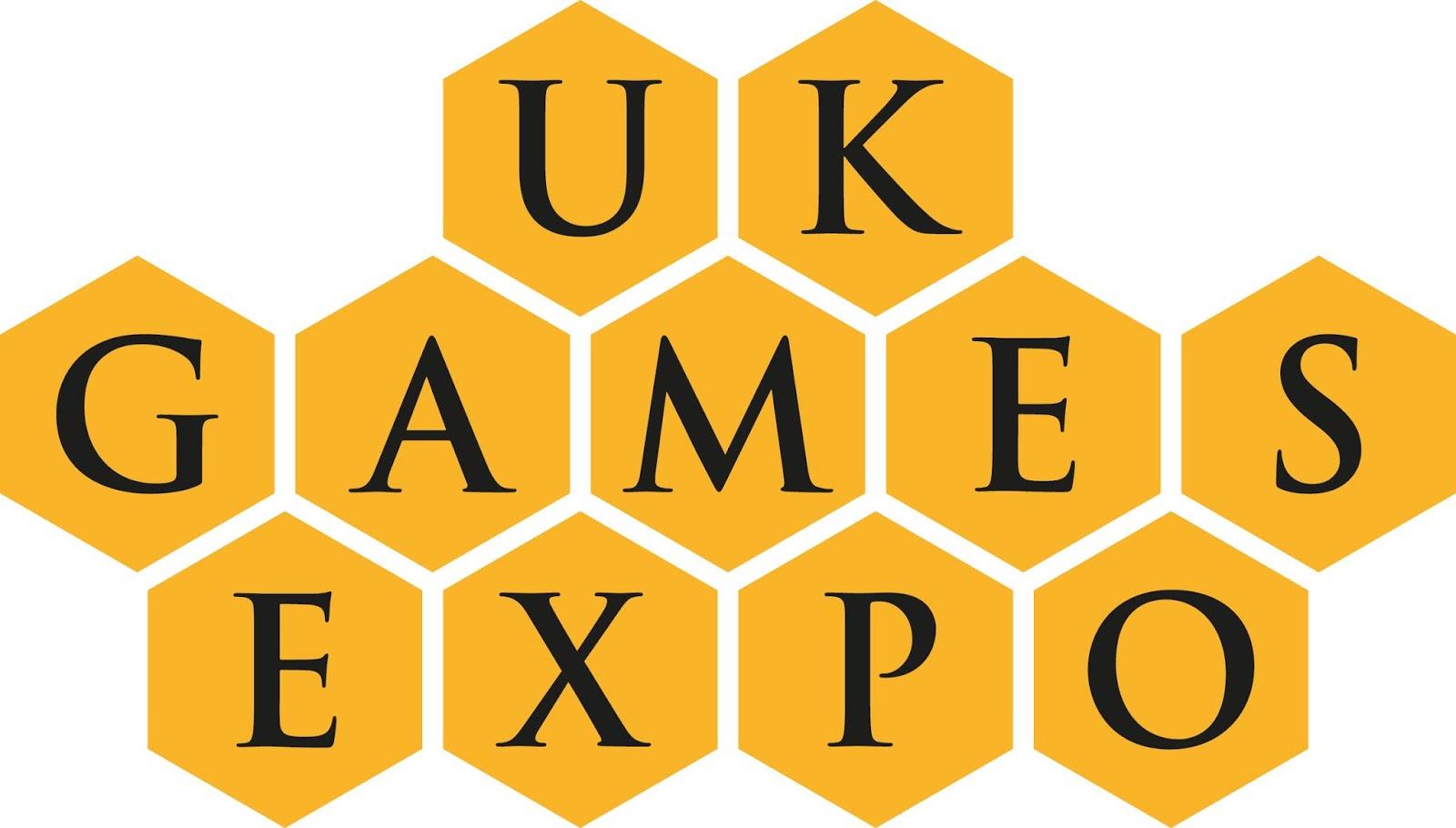 Random Nerdery UK Games Expo 2018 , Exciting Things!