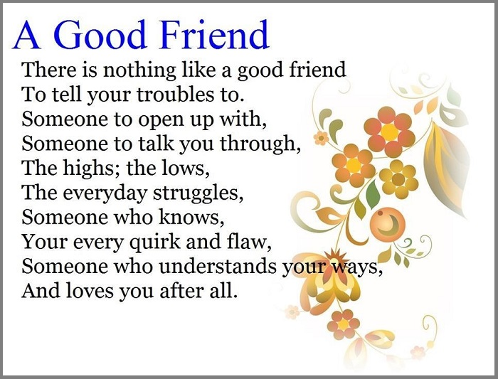 Friends Forever Poems In Hindi Friendship Poem...