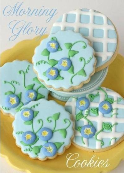 Morning Glory Cookies