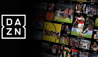 dazn partite in streaming