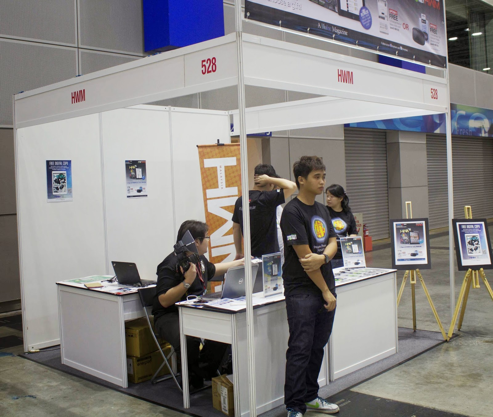 Coverage of PIKOM PC Fair 2014 @ Kuala Lumpur Convention Center 399