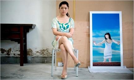 Gattosandro viaggiatore travel blog artisti cinesi cui xiuwen - Telecamera nascosta nel bagno delle donne ...