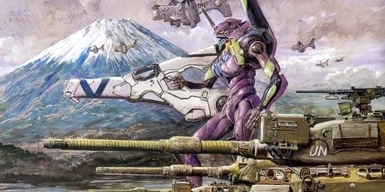 Suivez toute l'actu de Evangelion sur Japan Touch, le meilleur site d'actualité manga, anime, jeux vidéo et cinéma
