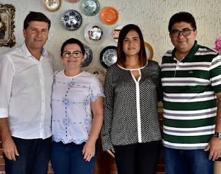 Prefeito de Sairé anuncia nome da nova secretária Municipal de Saúde
