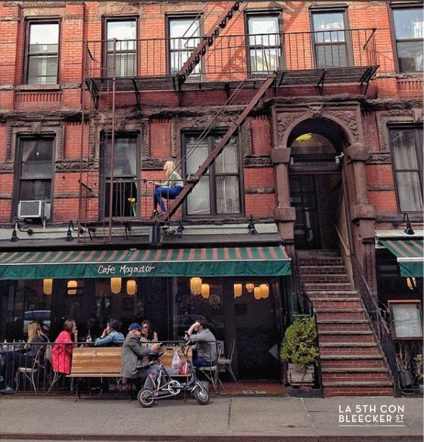 Dónde tomar el brunch en Nueva York