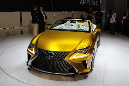 Lexus LF-C2 2018 Review, Specs, Price