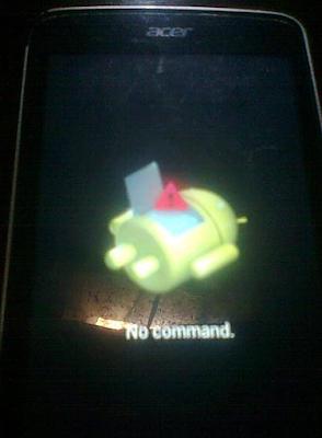 emmc android rusak