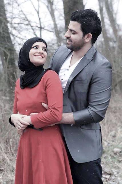 islamic cute couple images