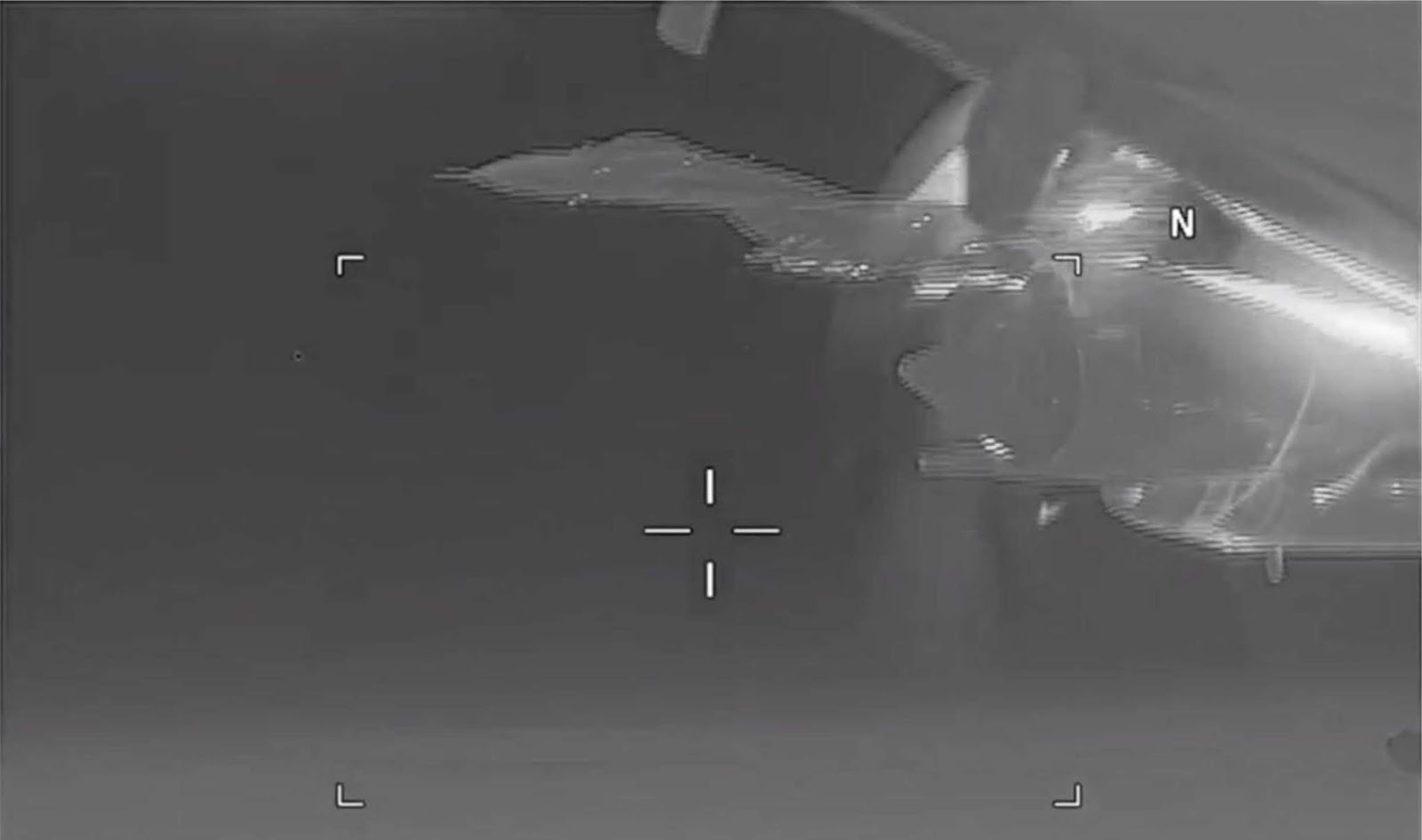 Su-27 Rusia memotong penerbangan pesawat pengintai AS dengan kecepatan tinggi