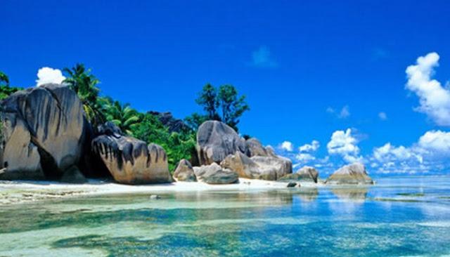 Inilah Lima Pantai Tujuan Wisata Paling Indah Di Seluruh Dunia
