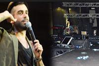 Bülent Ecevit Üniversitesi Gökhan Türkmen Konser Alanında Olay