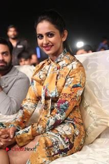 Actress Rakul Preet Singh Stills in Short Dress at Dhruva Pre Release Function  0079.JPG