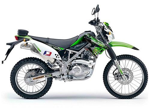 Harga Motor Kawasaki KLX 150 Terbaru 2016