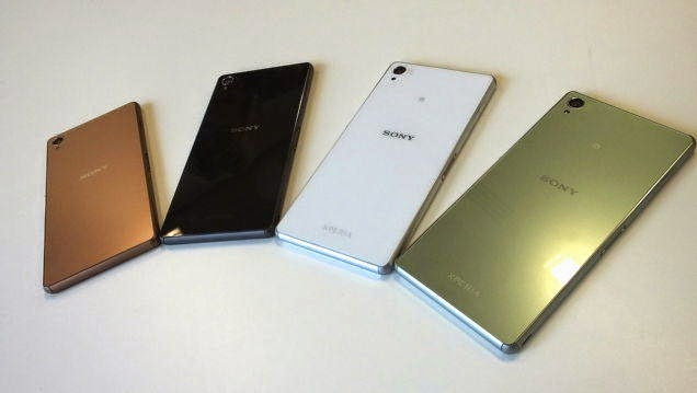 Harga Sony Xperia Z3 Terbaru