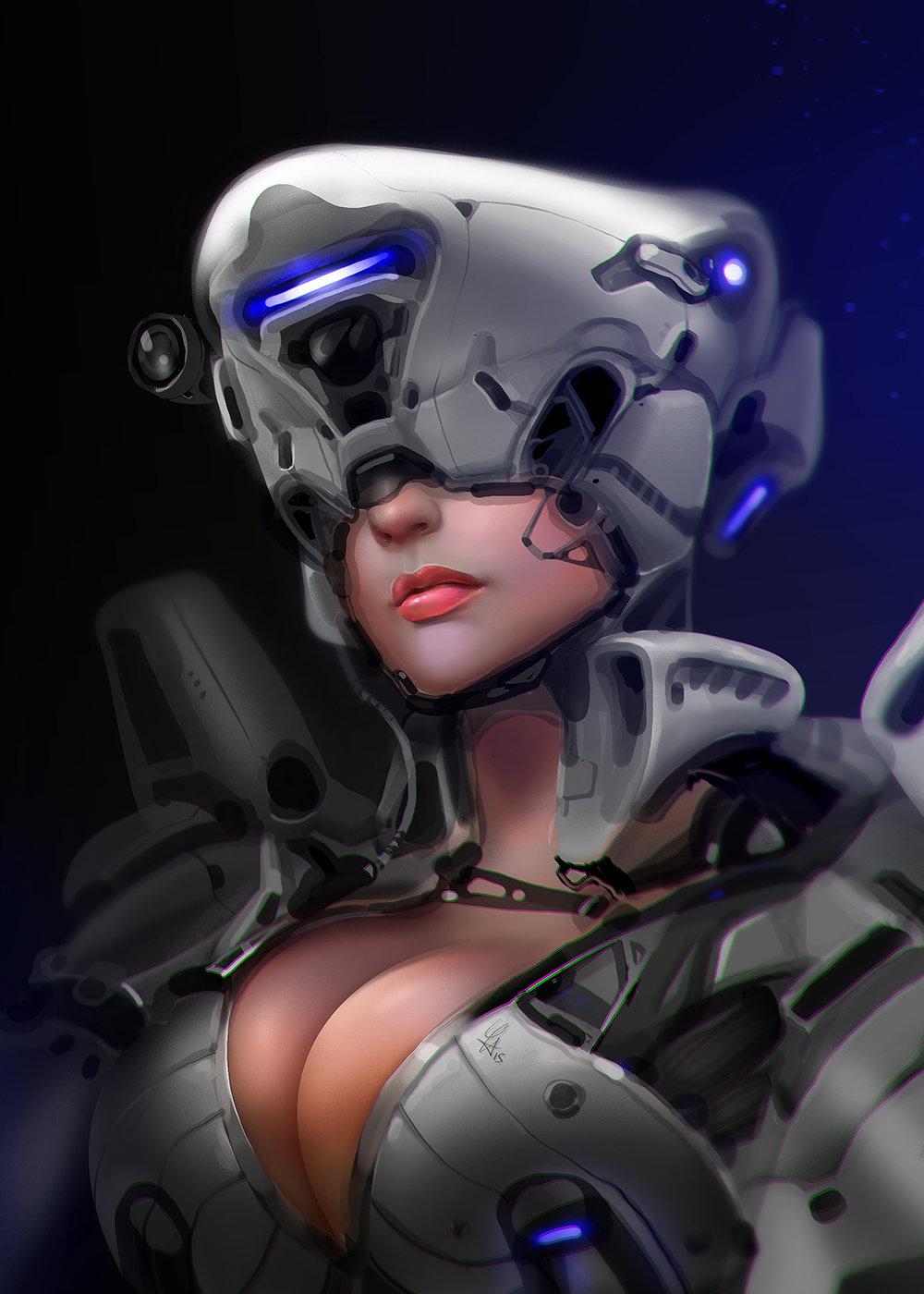 Digital Art By Lê Long