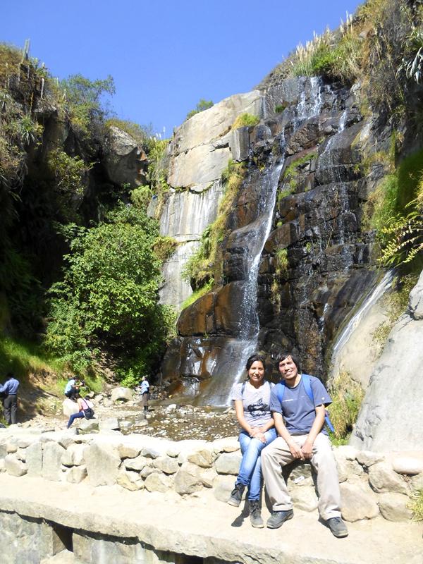 Catarata Huanano