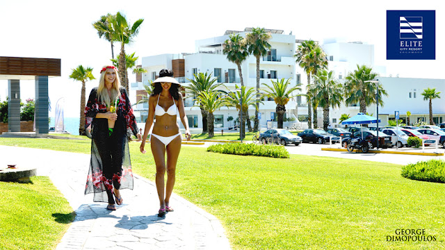 SUMMER FASHION EDITORIAL at the ELITE CITY RESORT by GEORGE DIMOPOULOS PHOTOGRAPHY © CREDIS VISCA