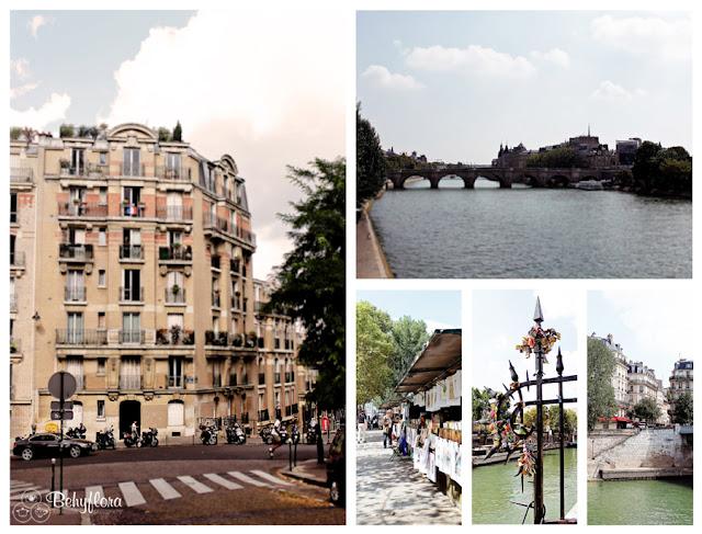 Paris, die Stadt an der Seine