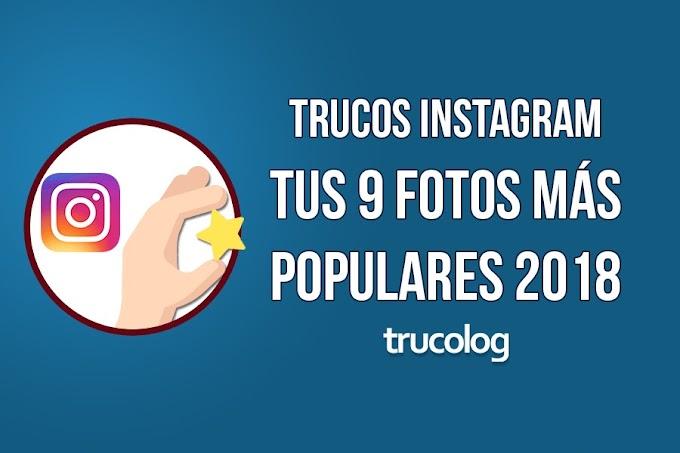 Truco: Ver tus fotos más populares de Instagram 2018