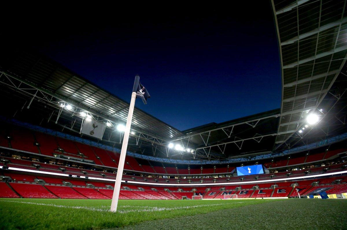 record spettatori tottenham manchester united wembley