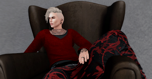 LotD 029 - A Boy Brushed in Red