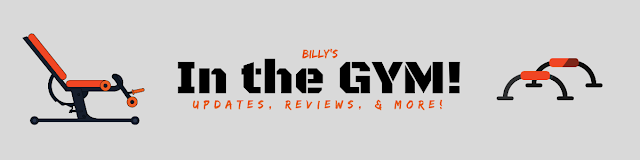 In the GYM! - Body Beast Update