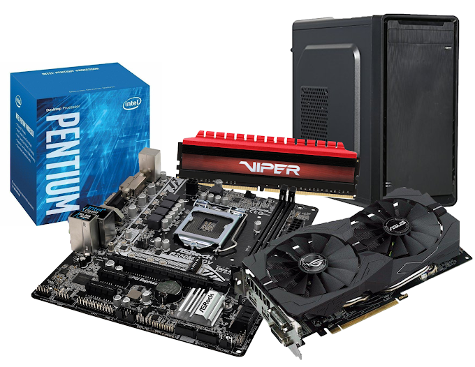Best Budget Gaming PC Build - June 2017