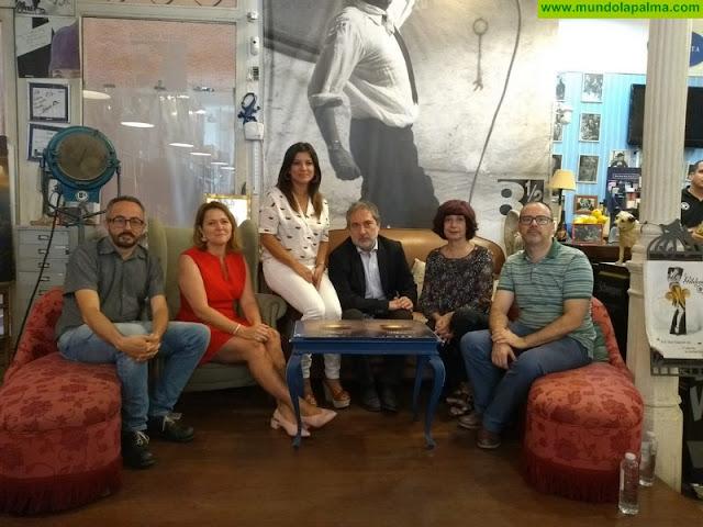 'isLABentura', un laboratorio de guión basado en historias de la isla de La Palma