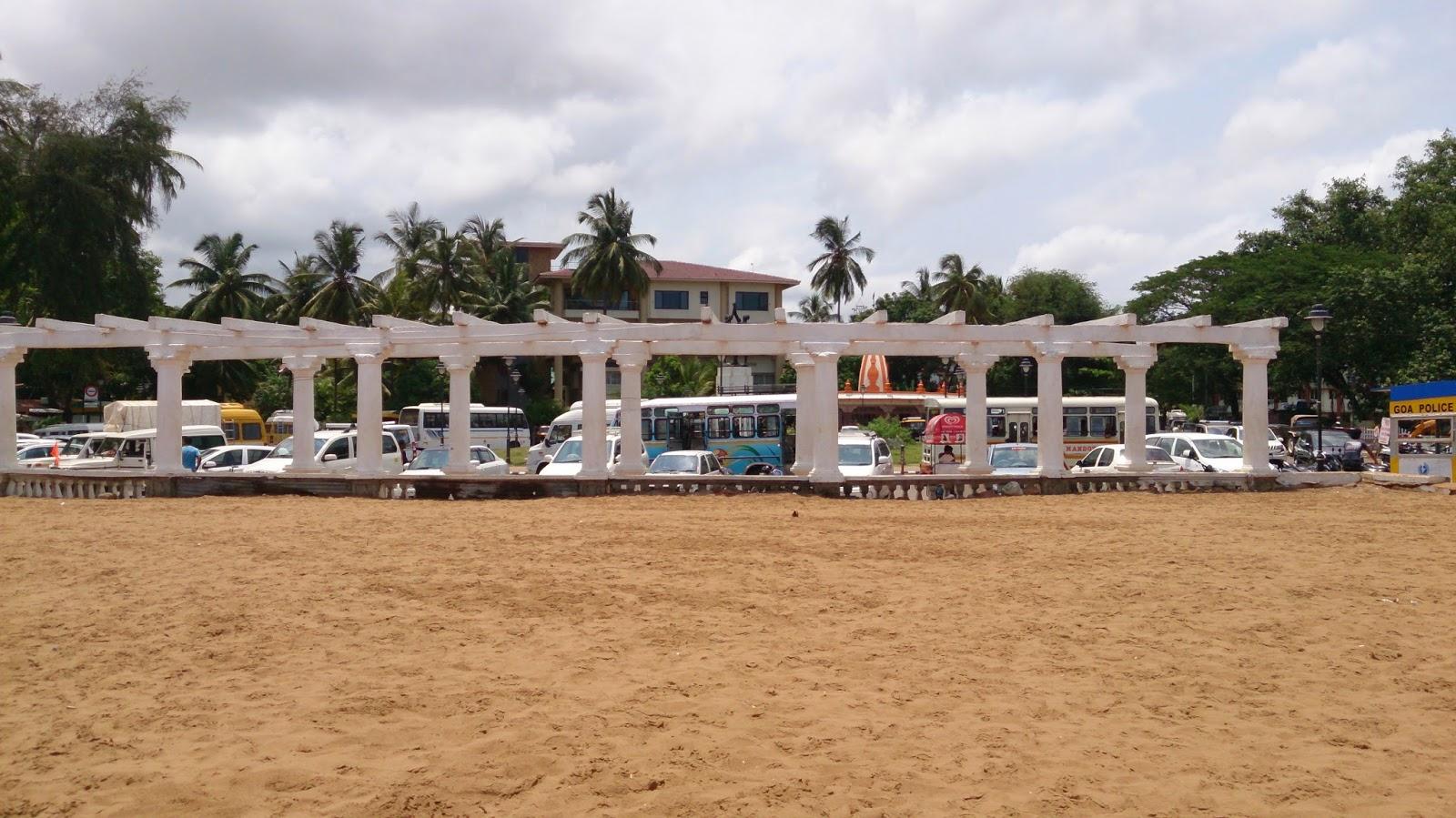 Miramar Beach Panjim Goa