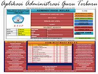 Kumpulan Aplikasi Administrasi Khusus Guru SD dan SMP Lengkap