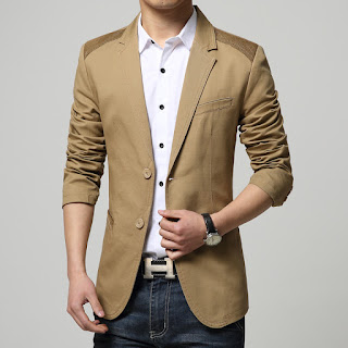 Casual Suit Jackets For Men