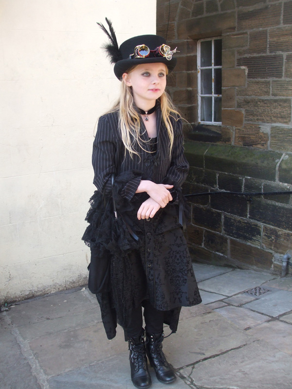 Romany Soup Goth Weekend In Whitby 2012-5443