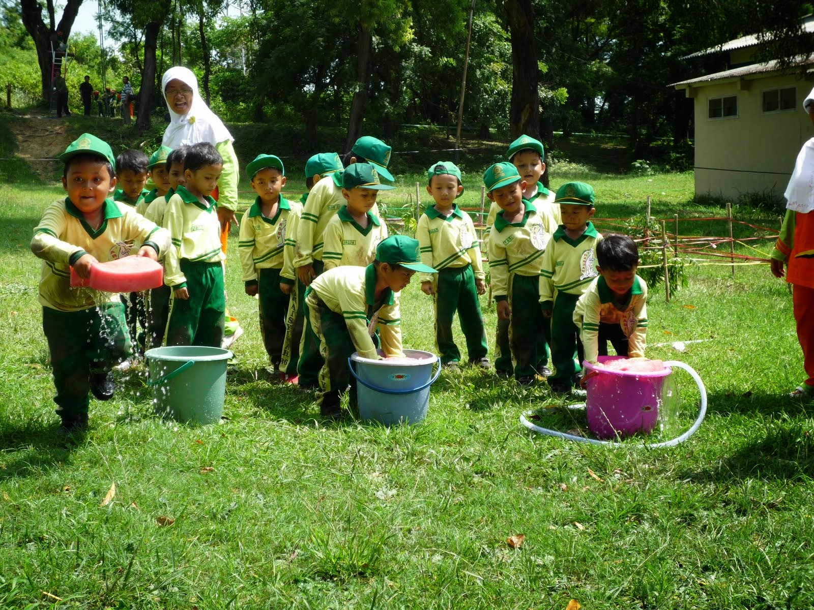 Outbound Semarang (085 226 668 920) : Mengembangkan Kecerdasan Anak Melalui Kegiatan Outbound